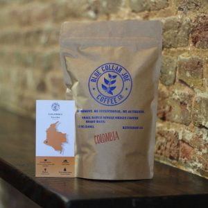 Bag of Coffee from Colombia