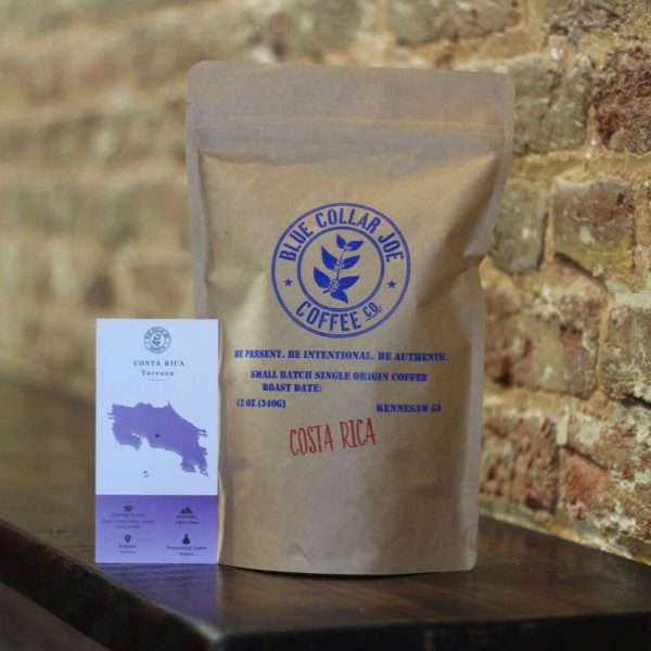 Bag of Coffee from Costa Rica