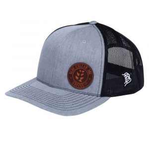 Blue Collar Joe curved bill trucker hat