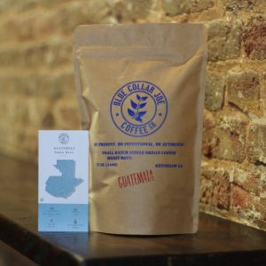 Bag of Coffee from Guatemala