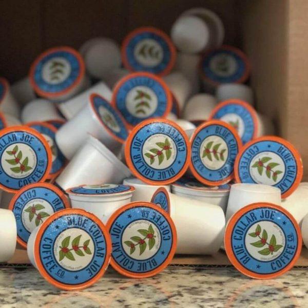 Box of BCJ K Cups