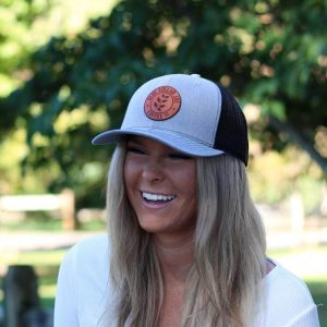 Grey BCJ Hat