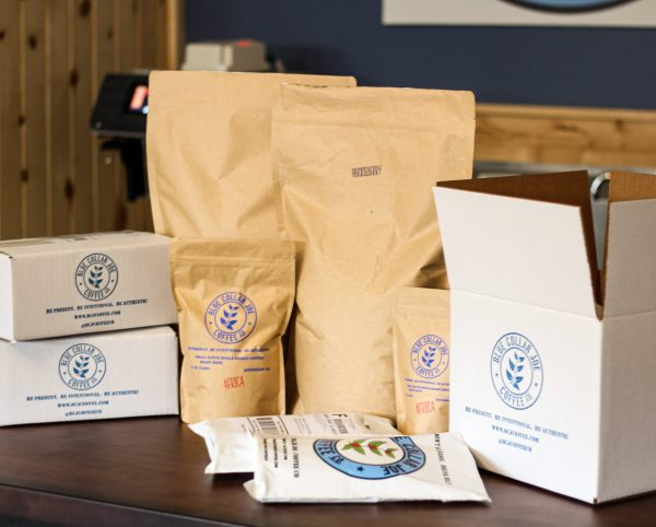 Large Coffee Bags